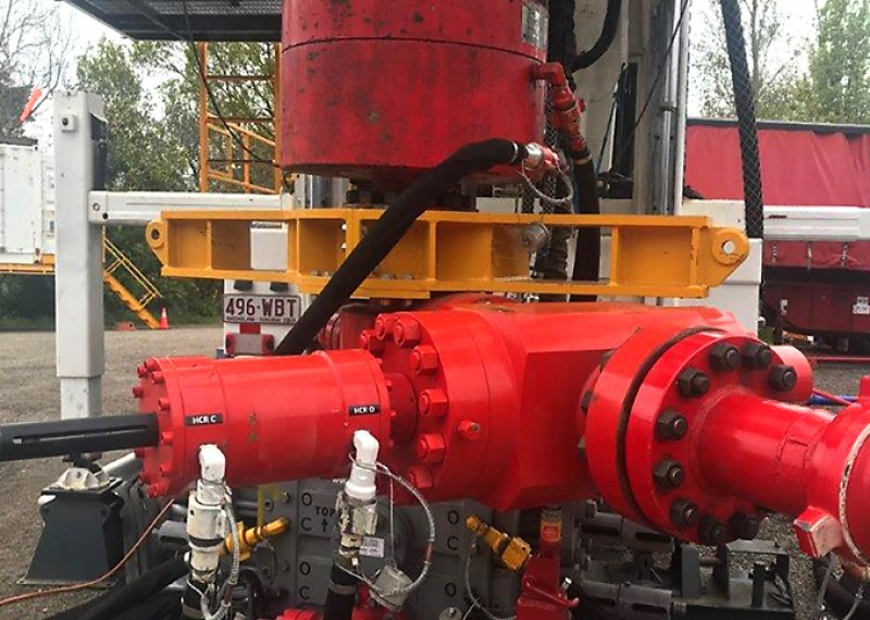 Lifting Device for Blowout Preventer (BOP)